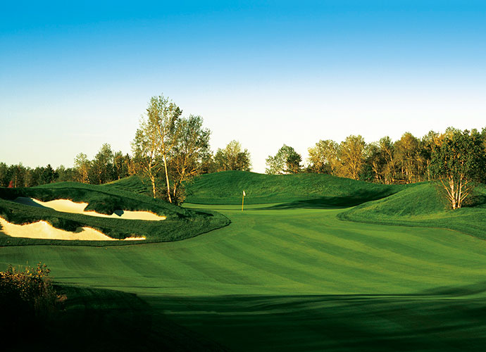 52. The Quarry at Giants Ridge Biwabik, Minn.; Jeff Brauer (2003) -- $62-$89, giantsridge.com