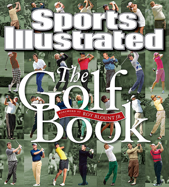 The cover of The Golf Book. Buy it here.