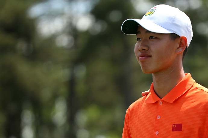 """We've been plagued by slow play for years, and it turns out it was a 14-year-old that was the problem. We should be embarrassed by that. I find that appalling that they did that. He was penalized for not knowing how to beat the system, not for slow play.""                     --Paul Goydos on Guan Tianlang being penalzed a shot for slow play at the 2013 Masters."