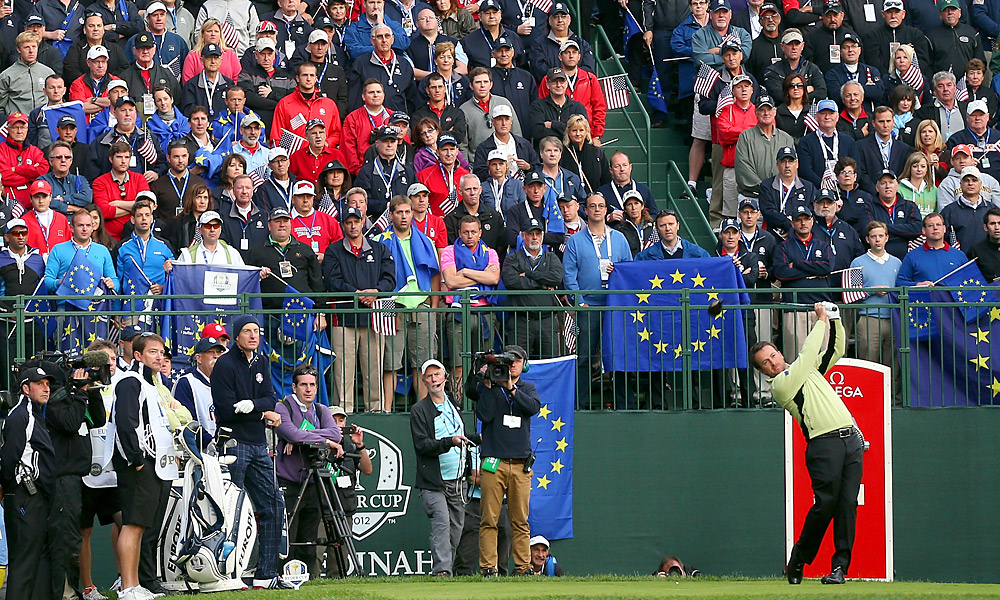 """Since his sparkling 2010 campaign, Graeme McDowell has been a household name in golf, but the Northern Irish golfer affectionately known as """"G-Mac"""" has been a pro since 2002. Here are some of his career highlights."""
