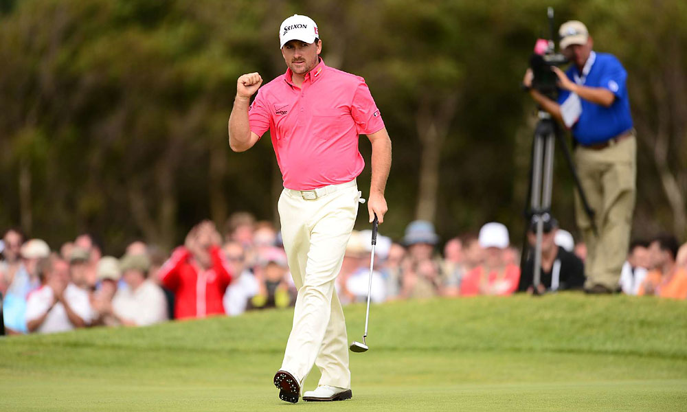 Graeme McDowell                       World Ranking: 18                       Previous Teams: 2008, 2010	                       Career Record: 4-2-2