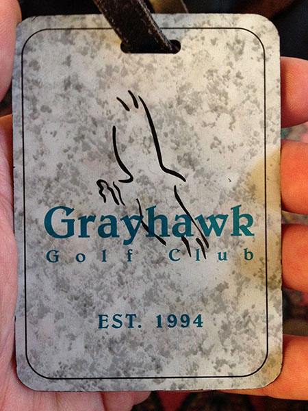 Grayhawk Golf Club (Talon)                        Scottsdale, Ariz. -- $60-$230, grayhawkgolf.com