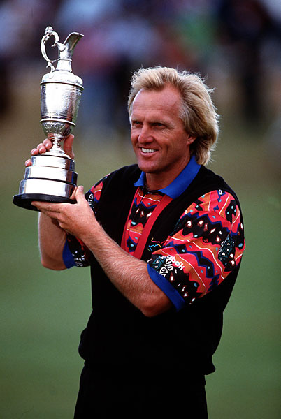 Greg Norman, 1993, Royal St. George's