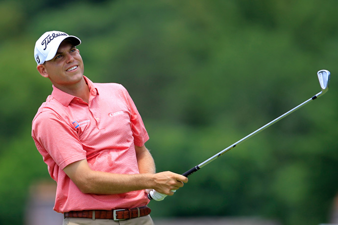 Bill Haas birdied three of the last four holes for a 67.