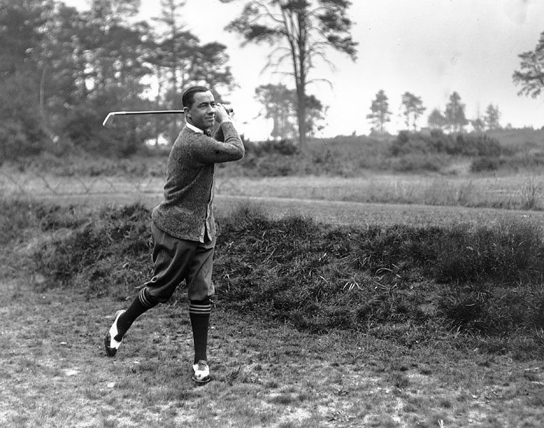 8. Walter Hagen (December 21, 1892 - October 5, 1969)                     45 PGA Tour wins
