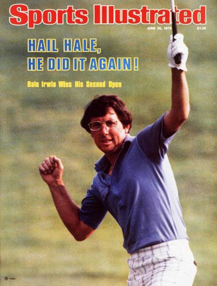Hale Irwin wins the 1979 U.S. Open at Inverness ClubJune 25, 1979