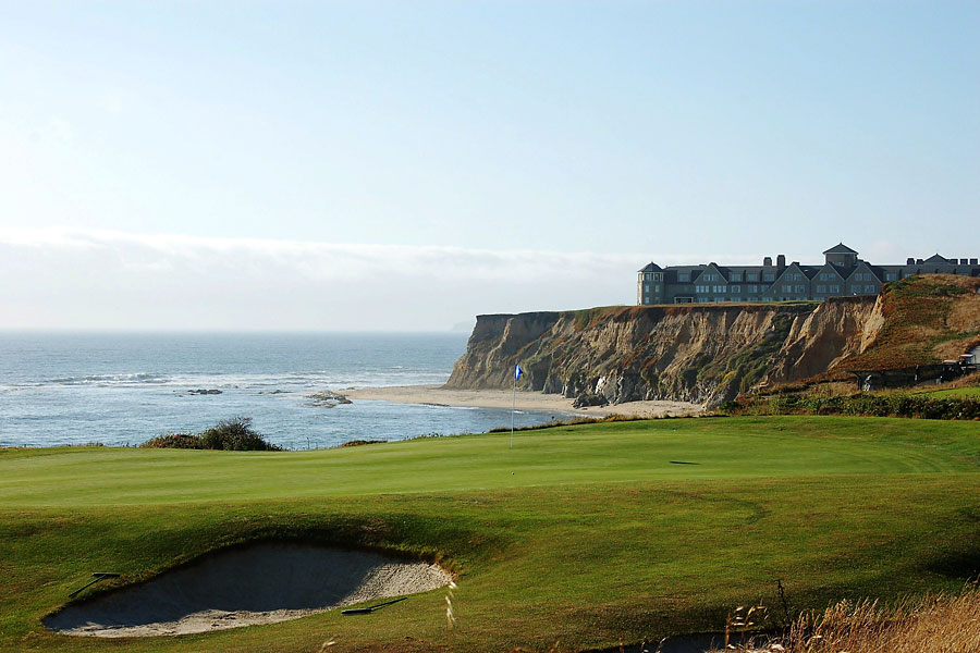 Half Moon Bay (Ocean Course), Half Moon Bay, Calif.: Located an hour south of San Francisco, this 15-year old Arthur Hills design has three stellar closing holes overlooking the Pacific Ocean.