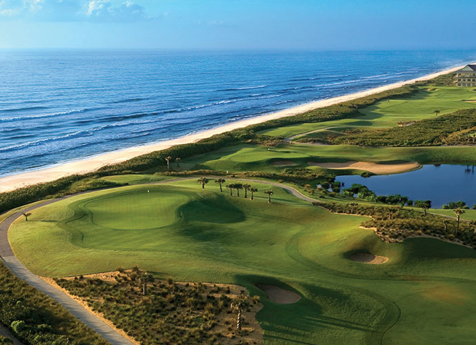72. Hammock Beach Resort (Ocean) Palm Coast, Fla.; Jack Nicklaus (2000) -- $85-$169, hammockbeach.com