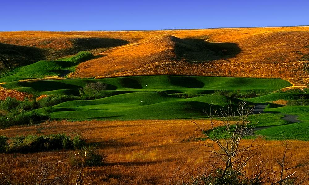 Hawktree Golf Club                      Bismark, N.D. -- $73-$94, hawktree.com
