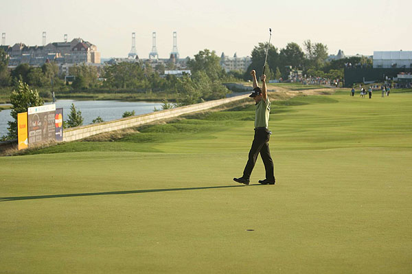 FedEx Cup Points: 1,600                   Playoff Results                   The Barclays: Win                    Deutsche Bank Championship: MC                     BMW Championship: T38