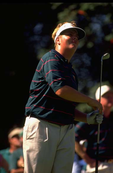 Minnesota native Tim Herron got to play a home game at the 1993 Walker Cup at Interlachen Country Club near Minneapolis. The U.S. won the Walker Cup that year.