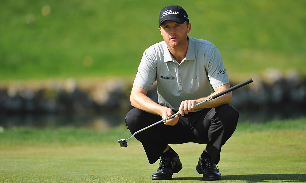 After signing for a two-under 70 in the second round of the PGA Championship, Michael Hoey realized he had made a critical error. On the ninth hole, Hoey had removed sand that was covering the ball to make sure it was his. He then forgot to put the sand back, failing to re-create his lie, which was a two-stroke penalty. Hoey called the error on himself and was unceremoniously disqualified for signing an incorrect scorecard.