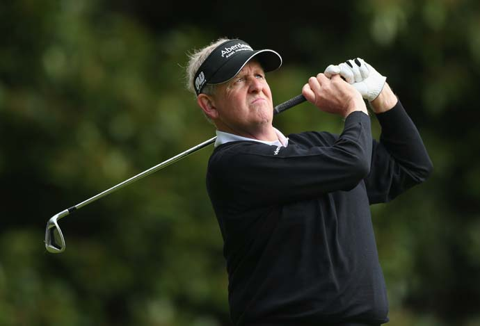 Does Colin Montgomerie belong in the Hall of Fame?                       Yes: 65%                        No: 35%
