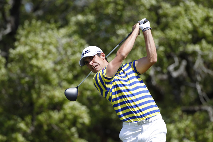 Billy Horschel has a two-shot lead heading into the final round. Horschel is still seeking his first PGA Tour win.