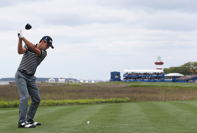 Billy Horschel is in position to record his third straight top-10 finish.
