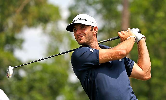 Dustin Johnson stormed into contention with a front-nine 31 on Sunday. While he fell short in Houston, Johnson's game is looking sharp going into Augusta.