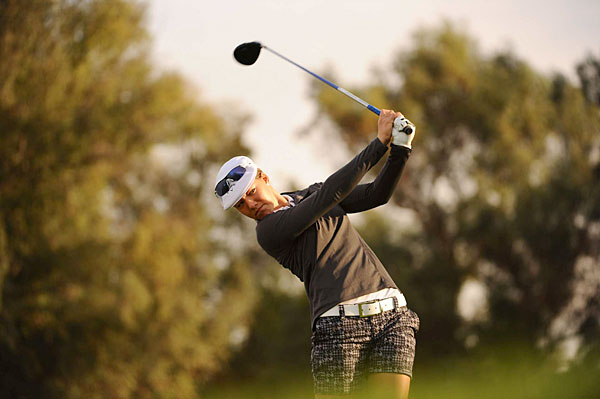 Vicky Hurst                       First Solheim Cup appearance