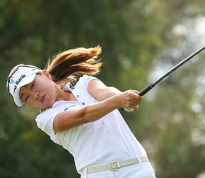 "At the 2013 Kraft Nabisco Championship, I.K. Kim was standing over a putt when her ball moved slightly. After conferring with her playing partner, Kim charged herself a stroke. Unbeknownst to Kim, that rule had been changed two years before so that players were not penalized in such situations if ""it is known, or virtually certain, that he [or she] did not cause the ball to move."""