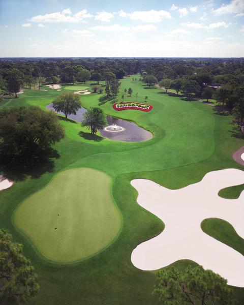 Innisbrook Resort (Copperhead Course) -- Palm Harbor                        innisbrookgolfresort.com, 727-924-2000, $140-245