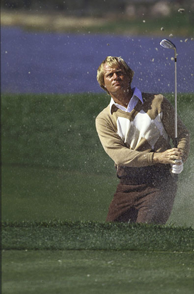 5. Jack's Non-TPC Triple: Jack Nicklaus is the only three-time winner of the Players Championship. He won the event on three different courses, but not once at the TPC Sawgrass. The Golden Bear's victories took place at Atlanta Country Club in 1974, Inverrary in 1976 and Sawgrass Country Club in 1978.