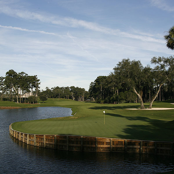 No. 9Jacksonville, Fla.                       Head to this area for one reason: to conquer No. 17's island green at TPC Sawgrass.                                              • 3 Budgets: Jacksonville                       • Dye's Sawgrass shines anew                       • Jim Furyk on Jacksonville                       TPC Sawgrass