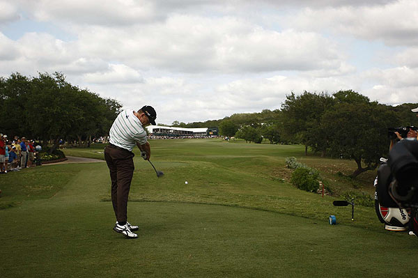 James Driscoll shot a final-round 62, which beat his previous career low on the PGA Tour by three.
