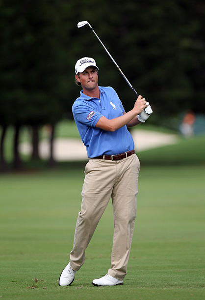 Simpson is coming off a T3 finish last week at the Tournament of Champions.