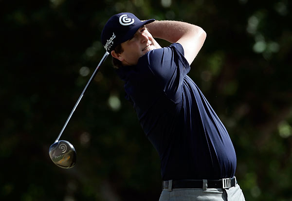 Steve Marino shot a two-under 68 to stay in contention.