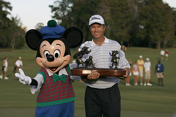 Love's most recent victory came at the 2008 Children's Miracle Network Classic. It was the 20th PGA Tour win of his career.
