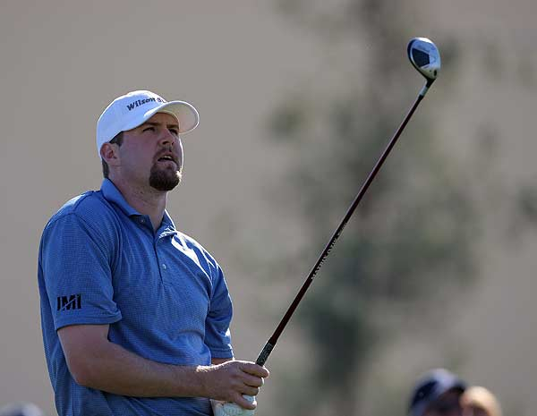 Final Round of the Bob Hope Classic                       D.J. Trahan's seven-under round on Sunday was enough to pass Justin Leonard for the win at the Bob Hope Chrysler Classic. He was 26 under for the five-round event.