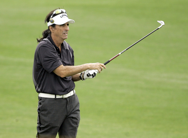 Singer Alice Cooper is one of the many celebrities in the field this week. In addition to it being a five-round tournament, the Hope is known for pairing celebrities with pros.