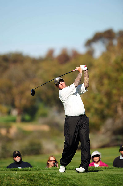 Boo Weekley birdied five of his last seven holes to shoot a 66.