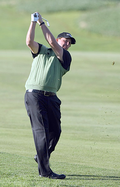 Phil Mickelson is looking to start the PGA Tour season on a good note this week at the Farmers Insurance Open.