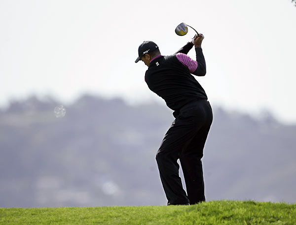 Tiger Woods has made only one bogey through three rounds.