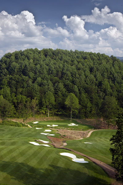 2. Best New Courses You Can Play                     Cherokee, N.C.                     6,602 yards, par 72                      Green Fees: $65-$110                     828-497-3000                     sequoyahnational.com