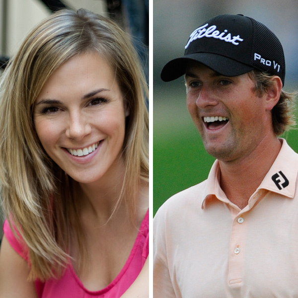 Webb Simpson: The Player Most Likely to Marry Outside His Own Species Ferret                       Simpson, the rookie from Raleigh who went to Wake Forest, and whose girlfriend, Dowd Keith, is so beautiful and nice she cannot possibly be from this planet.