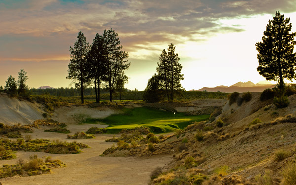 """The Top 10 New Courses You Can Play: 2008                                          1. The Golf Club at Tetherow                     Bend, Ore.                                          7,450 yards, par 72;                     Green fees: $195;                     866-234-4848; tetherow.com                                          Scottish designer                     David McLay Kidd was                     schooled among the dunes                     of Machrihanish and the                     gorse of Gleneagles, and he                     broke into architecture's                     elite a decade ago with the                     opening of Bandon Dunes.                     His worldwide portfolio is                     impressive, but Tetherow                     is the place he calls home.                     The layout rambles                     over two ridgelines and is                     seeded in wall-to-wall fescue,                     ensuring fast conditions and                     a links-like emphasis on the                     ground game. A spectacular                     exception is the all-carry                     190-yard, par-3 17th, which                     plays into an old pumice pit                     to a dry island green.                     Tetherow is a private                     residential golf club that will                     offer limited outside play                     until 2010, when an onsite                     boutique hotel comes online.                     After that, it's members and                     resort guests only. That gives                     you plenty of time to see the                     best """"public"""" course of 2008."""