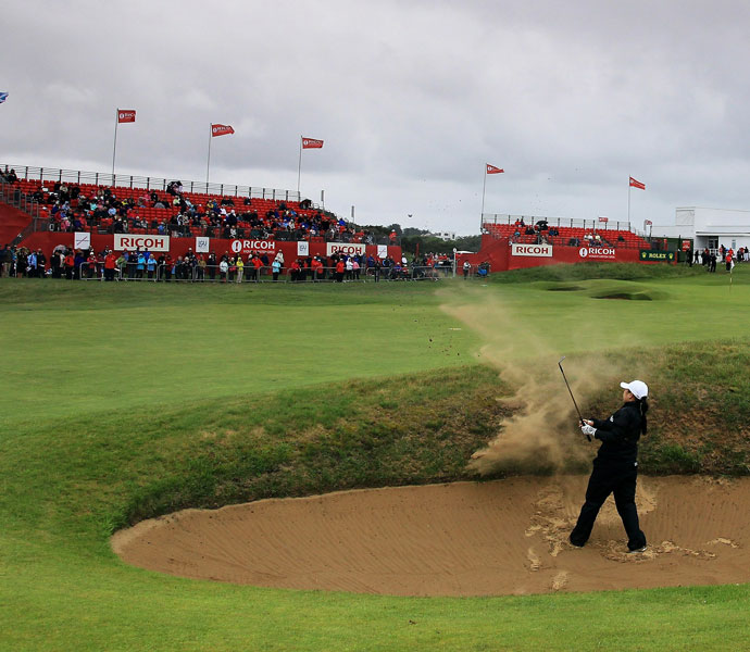 "Jeong Jang: ""Royal Birkdale, obviously because I won there at the Women's British Open in 2005."""