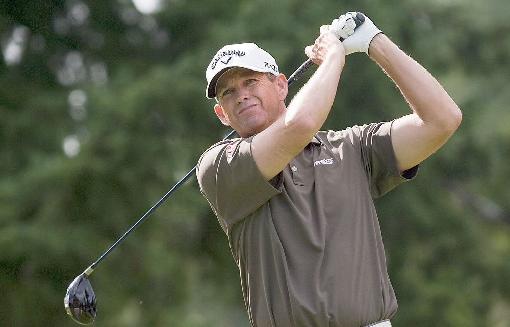 Lee Janzen                       Claim to Fame: Eight-time PGA Tour winner, including two U.S. Opens.