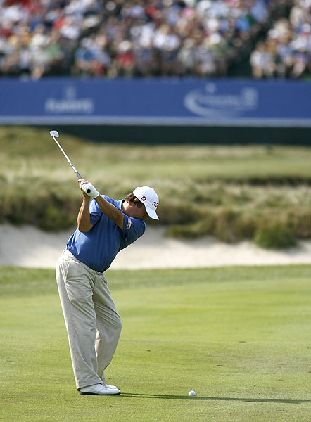 FedEx Cup Points: 600                   Playoff Results                   The Barclays: MC                    Deutsche Bank Championship: T2                    BMW Championship: T30