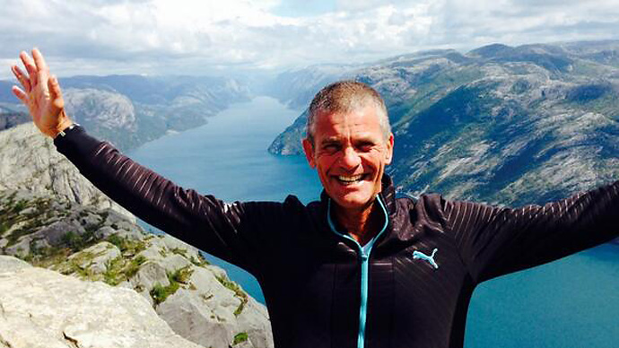 @JesperParnevikBest thing I have ever done, hiked to the Pulpit Rock in Norway!!