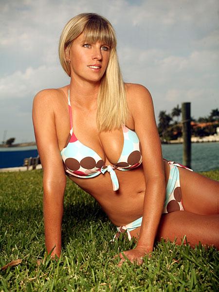 Johanna Mundy                                              Best finish: T6