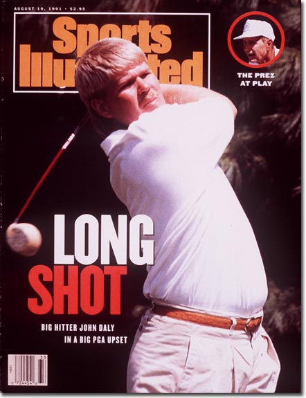 When Nick Price dropped out of the 1991 PGA Championship, the tournament officials were forced to call on the ninth and final alternate, rookie John Daly. Read Article