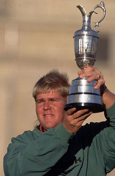 John Daly, 1995, St. Andrews