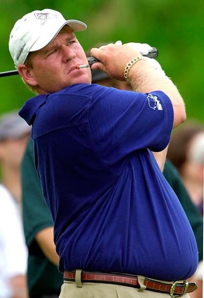John Daly                       Winner of 1991 PGA Championship and 1995 British Open.