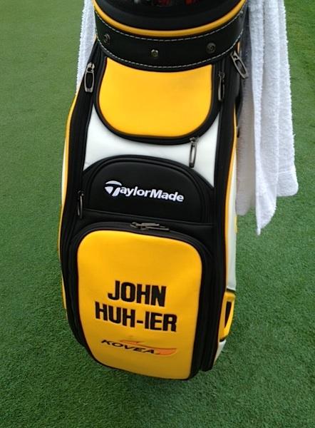 John Huh is Huh-ier this week at Bay Hill.