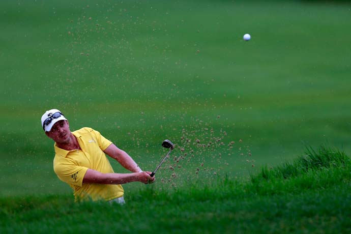 """""""I watched [the Masters] when I was a kid. I always wanted to play there. It's a special place, almost like a religious experience to be there. To play there, I've just got no words for it.""""                     --Jonas Blixt on getting an invite to the Masters for winning the Greenbrier Classic."""