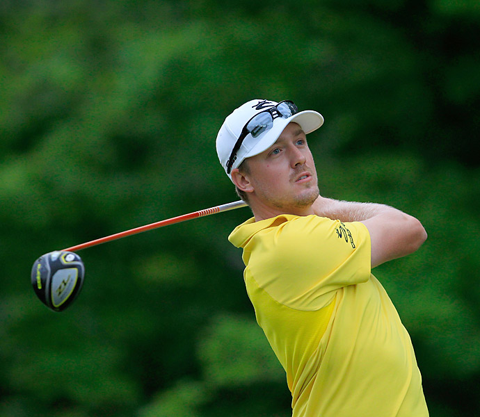 Tournament: Greenbrier Classic                     Champion: Jonas Blixt                     Driver: Cobra ZL Encore