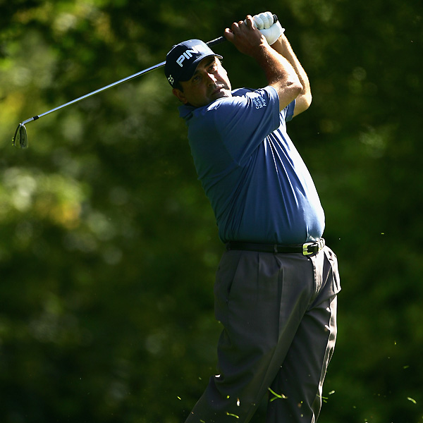Angel Cabrera finished tied for 60th at the European Open, his first tournament since winning the U.S. Open.