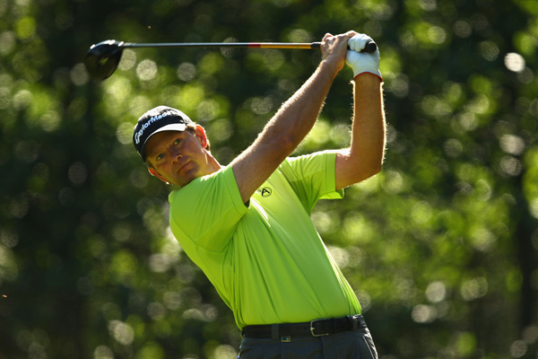 Third Round of Barclays Scottish Open                       Retief Goosen held the lead for most of the day until he found trouble on the back nine. Goosen shot a 69 and is one shot off the lead.